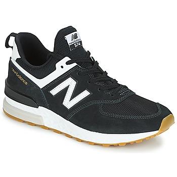 Topánky Muži Nízke tenisky New Balance MS574 Čierna