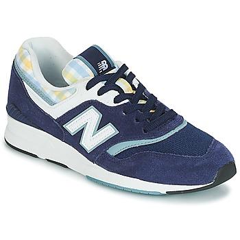 Topánky Ženy Nízke tenisky New Balance WL697 Modrá