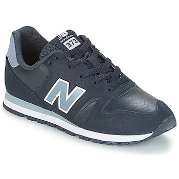 Topánky Deti Nízke tenisky New Balance KV373 Námornícka modrá