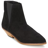 Topánky Ženy Polokozačky Shellys London CHAN Čierna