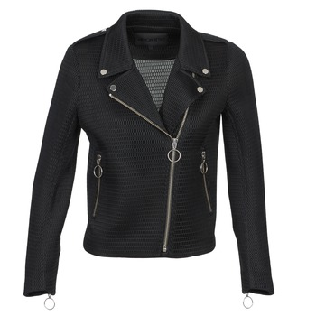 Oblečenie Ženy Saká a blejzre American Retro JASMINE JCKT čierna