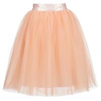Oblečenie Ženy Sukňa Betty London I-LOVA Ružová / Béžová