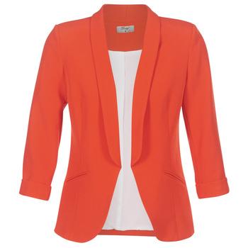 Oblečenie Ženy Saká a blejzre Betty London IOUPA Červená