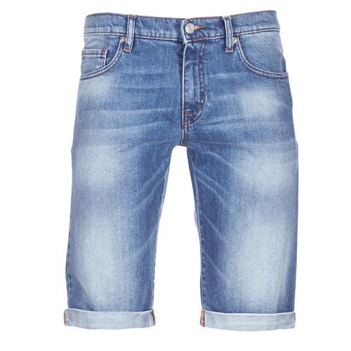 Oblečenie Muži Šortky a bermudy Casual Attitude IXOLAK Modrá