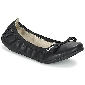 Topánky Ženy Balerínky a babies Les P'tites Bombes ELLA čierna