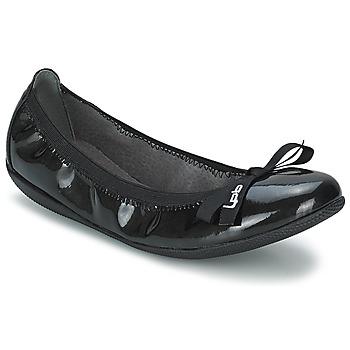 Topánky Ženy Balerínky a babies LPB Shoes ELLA VERNIS Čierna