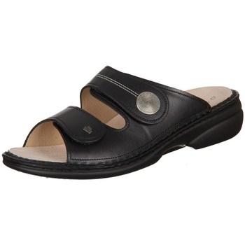 Topánky Ženy Šľapky Finn Comfort Sansibar Čierna