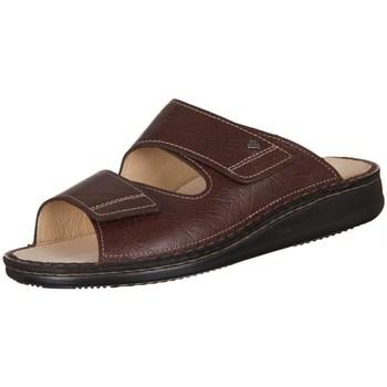 Topánky Muži Šľapky Finn Comfort Riad Braun Karbo Hnedá