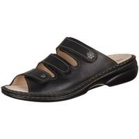 Topánky Ženy Šľapky Finn Comfort Menorca Čierna