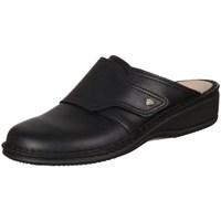Topánky Ženy Nazuvky Finn Comfort Aussee Nappa Seda Čierna