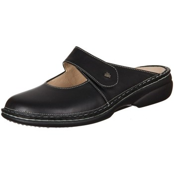 Topánky Ženy Nazuvky Finn Comfort Stanford Nappa Seda Čierna