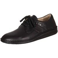 Topánky Muži Derbie Finn Comfort Vaasa Čierna