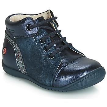 Topánky Dievčatá Členkové tenisky GBB ROSEMARIE Vtc / Námornícka modrá