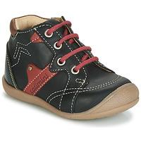 Topánky Chlapci Členkové tenisky Catimini GASTON Čierna