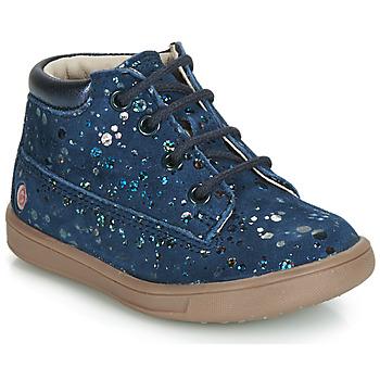 Topánky Dievčatá Členkové tenisky GBB NINON Námornícka modrá