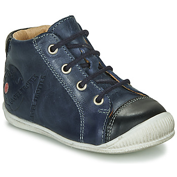 Topánky Chlapci Polokozačky GBB NOE Námornícka modrá