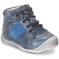 Topánky Chlapci Členkové tenisky GBB RACINE Námornícka modrá