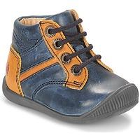 Topánky Chlapci Polokozačky GBB RATON Námornícka modrá