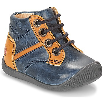 Topánky Chlapci Členkové tenisky GBB RATON Námornícka modrá