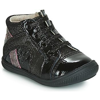 Topánky Dievčatá Nízke tenisky GBB ROSETTA Čierna