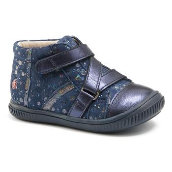Topánky Dievčatá Členkové tenisky GBB NICOLETA Námornícka modrá