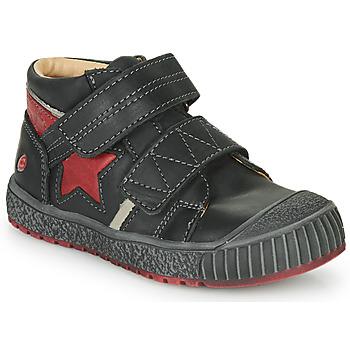 Topánky Chlapci Členkové tenisky GBB RADIS Čierna