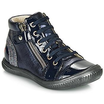 Topánky Dievčatá Členkové tenisky GBB RACHIDA Námornícka modrá