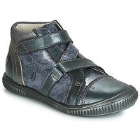 Topánky Dievčatá Členkové tenisky GBB RADEGONDE Modrá