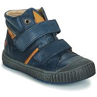 Topánky Chlapci Nízke tenisky GBB RAIFORT Námornícka modrá-okrová