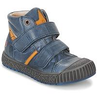 Topánky Chlapci Polokozačky GBB RAIFORT Modrá
