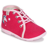 Topánky Dievčatá Papuče GBB FEE ARC EN CIEL Ružová