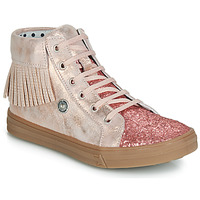 Topánky Dievčatá Členkové tenisky Catimini LOULOU Ružová