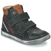 Topánky Chlapci Členkové tenisky Catimini ROBBY Čierna