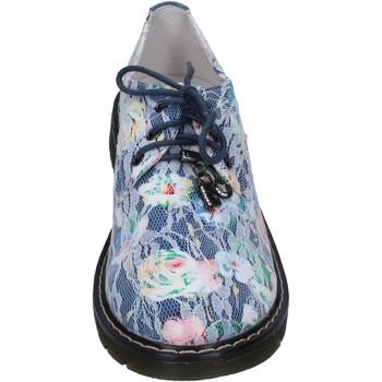 Topánky Dievčatá Derbie & Richelieu Enrico Coveri Klasický AG247 Modrá