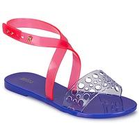 Topánky Ženy Sandále Melissa TASTY Modrá / Ružová