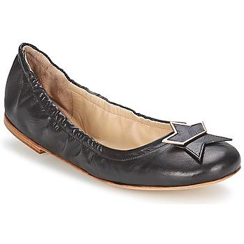 Topánky Ženy Balerínky a babies See by Chloé SB24125 Čierna