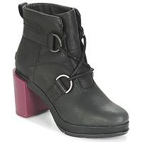 Topánky Ženy Čižmičky Sorel MARGO™ LACE Čierna