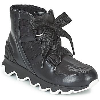 Topánky Ženy Obuv do snehu Sorel KINETIC™ SHORT LACE Čierna