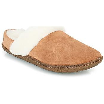 Topánky Ženy Papuče Sorel NAKISKA™ SLIDE II Ťavia hnedá