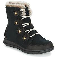 Topánky Ženy Obuv do snehu Sorel SOREL™ EXPLORER JOAN Čierna