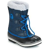 Topánky Deti Obuv do snehu Sorel YOOT PAC™ NYLON Námornícka modrá