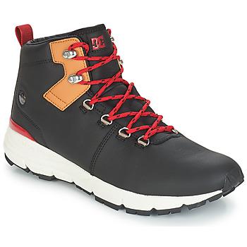 Topánky Muži Nízke tenisky DC Shoes MUIRLAND LX M BOOT XKCK Čierna / Červená