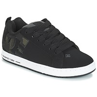 Topánky Muži Skate obuv DC Shoes CT GRAFFIK SE M SHOE BLO Čierna