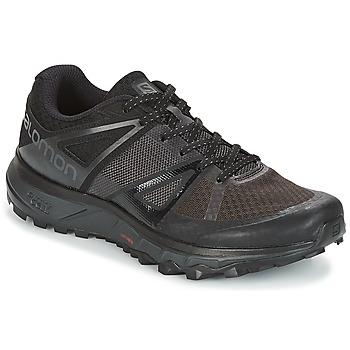 Topánky Muži Bežecká a trailová obuv Salomon TRAILSTER Čierna