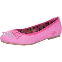 Topánky Dievčatá Balerínky a babies Lulu AG639 Ružová