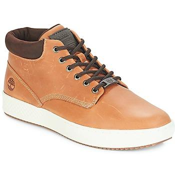 Topánky Muži Členkové tenisky Timberland CityRoam Cupsole Chukka Hnedá