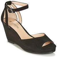 Topánky Ženy Sandále JB Martin QUASAR Čierna