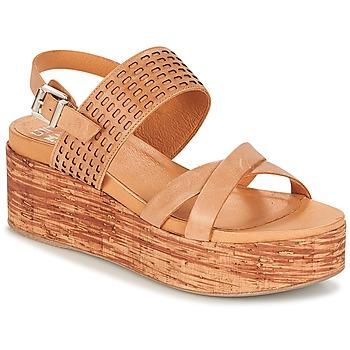 Topánky Ženy Sandále Un Matin d'Ete DAO Hnedá