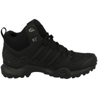 Topánky Muži Turistická obuv adidas Originals Terrex Swift R2 Mid Gtx Čierna