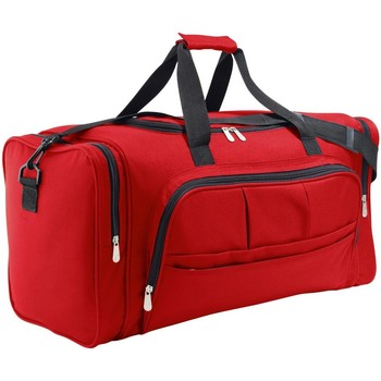 Tašky Športové tašky Sols WEEKEND TRAVEL Rojo